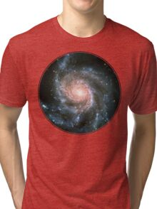 Whirlpool Galaxy Original | Fresh Universe Tri-blend T-Shirt