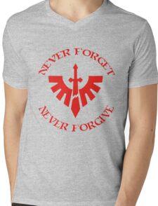 Remember Caliban Mens V-Neck T-Shirt