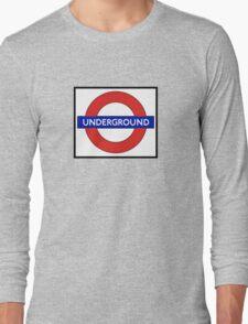 Underground Long Sleeve T-Shirt