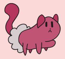 Pink Kitten Mitten Kids Clothes