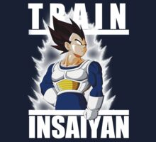 Train insaiyan - Vegeta Namek by Ali Gokalp