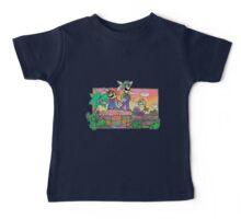 Mario and Luigi - Sunset Desert Baby Tee