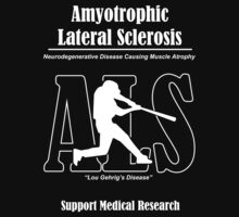 Amyotrophic Lateral Sclerosis (ALS) Awareness by Samuel Sheats