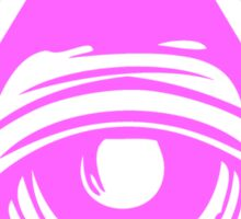 Pink Eye Sticker