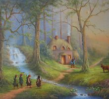 The House Of Tom Bombadil by Joe Gilronan