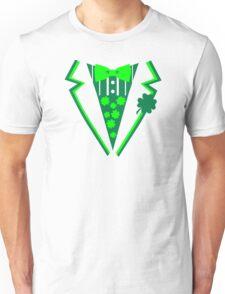 St. Patrick's day tuxedo Unisex T-Shirt