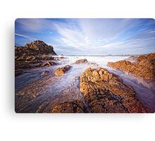 Gully Fingers Canvas Print