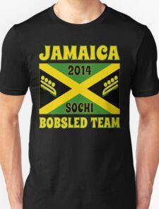 2014 Jamaican Bobsled Team Sochi Olympics T Shirt Unisex T-Shirt