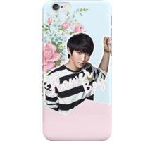 flower boy leo  iPhone Case/Skin