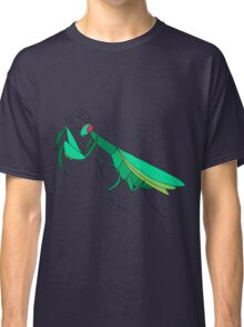 Cute Praying Mantis Classic T-Shirt