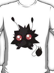 Fluffy Red-eyed Monster T-Shirt