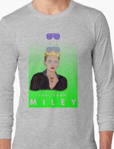 Cool Down - Miley Long Sleeve T-Shirt
