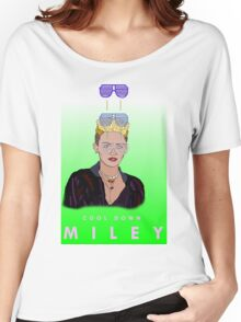 Cool Down - Miley Women's Relaxed Fit T-Shirt