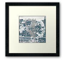 89 Framed Print