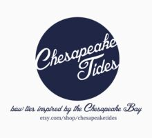 Chesapeake Tides logo  by chesapeaketides
