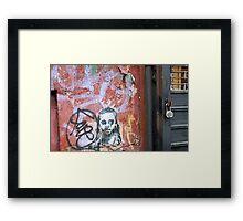 East Village NYC Framed Print