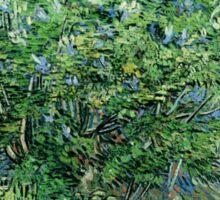 Vincent Van Gogh - Lilacs Sticker