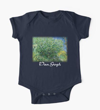 Vincent Van Gogh - Lilacs One Piece - Short Sleeve