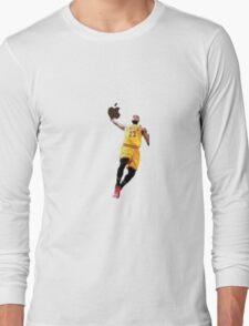 King James Slam Dunk  Long Sleeve T-Shirt