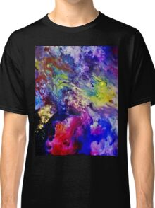 BLUE FLAME 2 Classic T-Shirt
