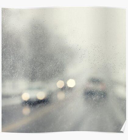 let it rain Poster