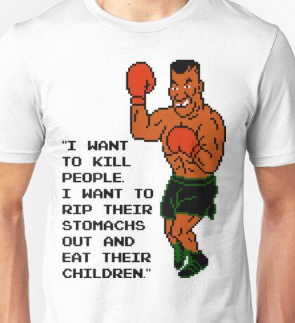 Tyson Quote #1 Unisex T-Shirt