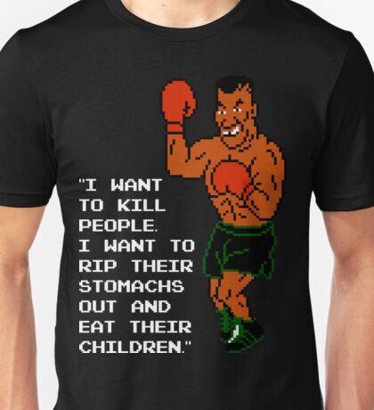 Tyson Quote #1 v2 Unisex T-Shirt
