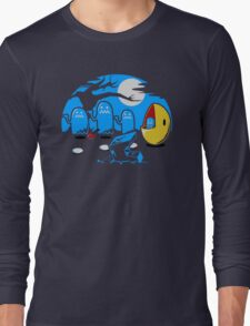 Beware of Hitchhiking Ghosts! Long Sleeve T-Shirt