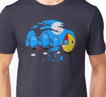 Beware of Hitchhiking Ghosts! Unisex T-Shirt