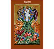 The Transfiguration of Jesus Christ Photographic Print