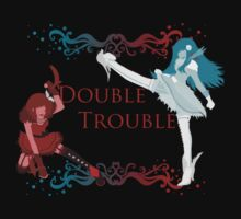Double Trouble by tofudelight