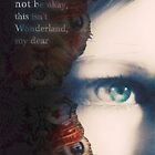 this is not wonderland by Sybille Sterk