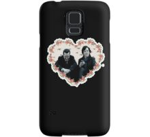 Hearted Sheriarty Samsung Galaxy Case/Skin