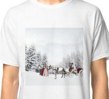 Winter romance. Classic T-Shirt