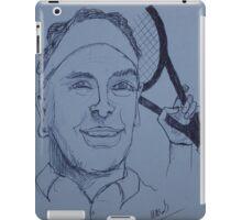 Tennis Pro iPad Case/Skin