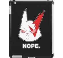 Grumpy Zangoose iPad Case/Skin