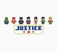 Justice League of America by PixelAvenger