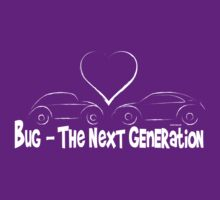 VW Beetles Old & New T-Shirt