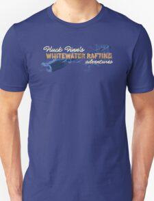 Huck Finn's Whitewater Rafting Adventures T-Shirt