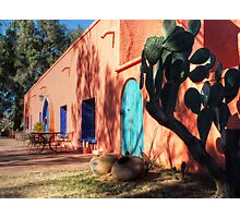 Colors Of The Desert Southwest Photographic Print