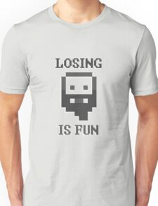 Dwarf Fortress - Losing is Fun! Unisex T-Shirt