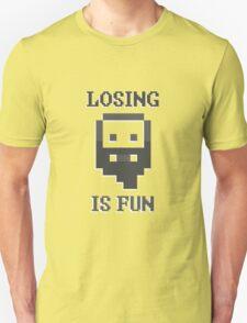 Dwarf Fortress - Losing is Fun! T-Shirt