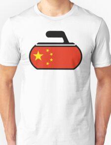 China Curling T-Shirt
