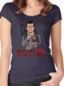 Uncle Venkman Women's Fitted Scoop T-Shirt