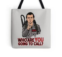 Uncle Venkman Tote Bag
