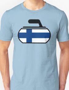 Finland Curling T-Shirt