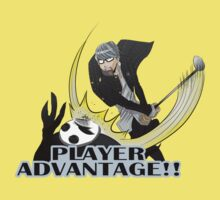 Persona 4 - PLAYER ADVANTAGE!! T-Shirt