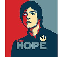 Luke Skywalker (A New Hope) iPhone Cse by MammothGaming