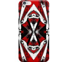 Red Diamond iPhone Case/Skin