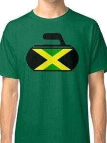 Jamaican Curling  Classic T-Shirt